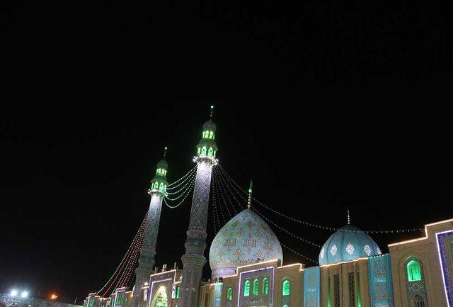 افزایش پارکینگ های اطراف مسجد مقدس جمکران در نیمه شعبان