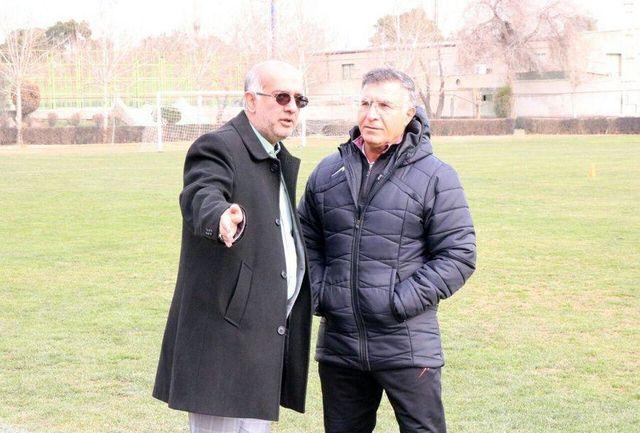 قائممقام باشگاه نساجی استعفا کرد