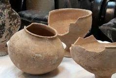 110 شی تاریخی هزاره قبل از میلاد در فامنین کشف شد