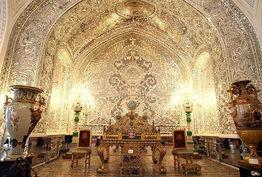 ردپای نقاشیهای قاجاری کاخ گلستان در موزه لوور