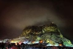 نجات محبوس شدگان در کوه صفه پس از دو ساعت ونیم