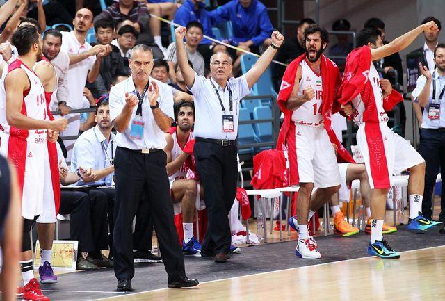 بسکتبالیستهای ایران در اولین گام به مصاف مقدونیه میروند