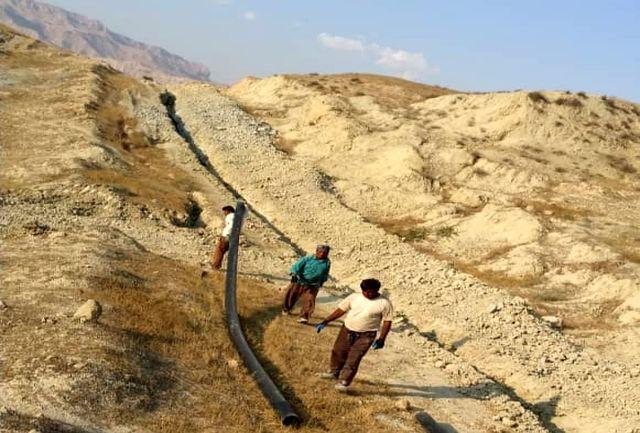 آب سد کوثر به دژ سلیمان میرسد / افتتاح پروژه ۶۰ میلیاردی تا پایان ماه آینده