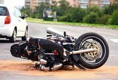 گیلان دومین استان در تصادفات موتورسیکلت