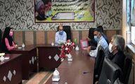 انتخابات هیئت رییسه سال چهارم دوره پنجم شورای اسلامی روستای امین آباد قرچک