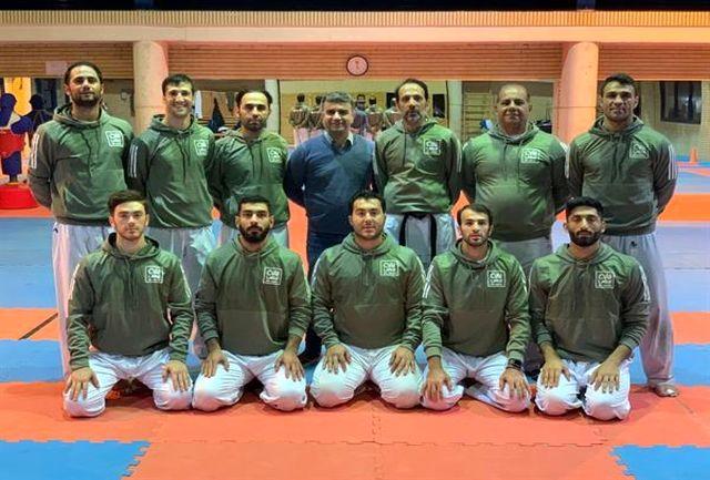 اردوی آمادهسازی تیم ملی کاراته در آکادمی ملی المپیک آغاز شد