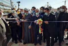 خانه کشتی جهان پهلوان تختی شهر جدید پرند افتتاح شد