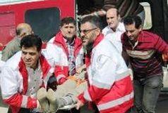 امدادرسانی به 32 زائر مصدوم در اسدآباد
