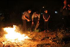 تعداد مصدومان ناشی از ترقهبازی در شیراز به 6 تن رسید