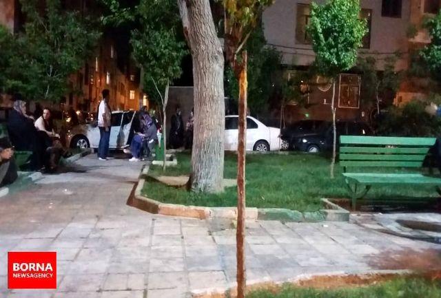 لرزه تهران وحشتی بزرگ از بروز فاجعه به دلها انداخت